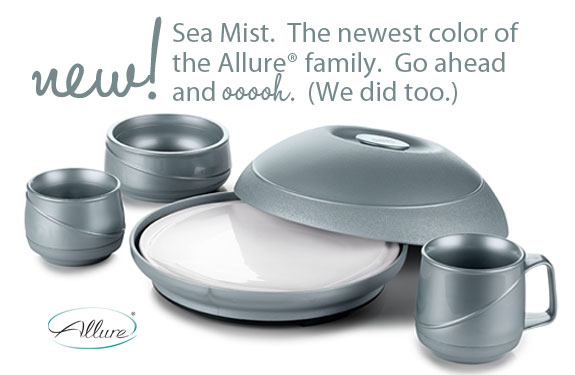 New Allure Color Sea Mist