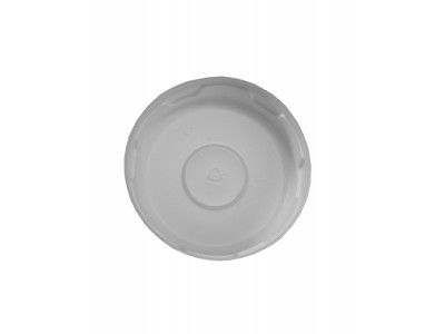 Bowl Disposable Round 6 oz, High Heat, White (1000 per case) - B27S