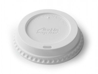 Lid Disposable Round Drink-Thru, White (1000 per case) - B46
