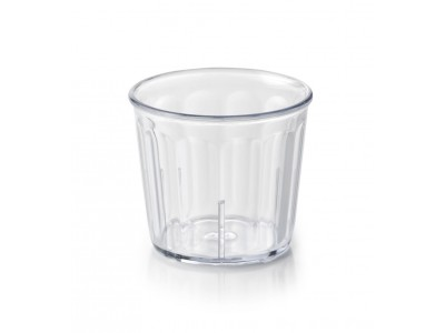 Dimensions® Clear 7.4 oz Squat Tumbler (80 per case) - DMT210