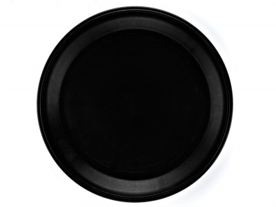 "Base Heat On Demand Ultra® 9"" Entree, Black (12 per case) - IHB24K"