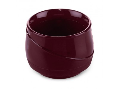 Bowl Allure® 5 oz, Burgundy (48 per case) - ALC350