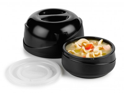 Allure® Insulated Soup Dome (24 per case); Multiple Colors Available