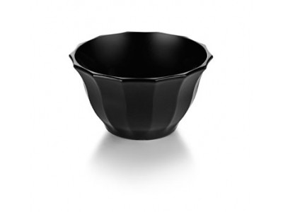 Dimensions® 5-oz. Round Bowl, Black -  Cold Only (80 per case) - DMT206B
