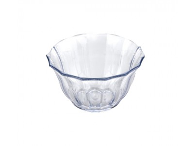 Dimensions® Clear 5-oz. Round Bowl - Cold Only (80 per case) - DMT206