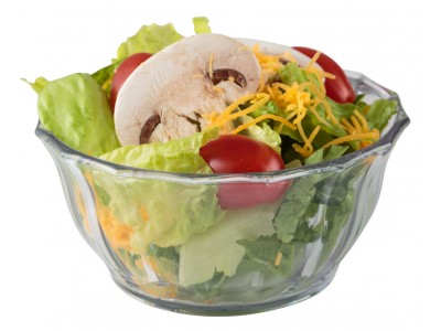 Dimensions® Clear 8-oz./10-oz. Round Bowl - Cold Only (80 per case) - DMT207