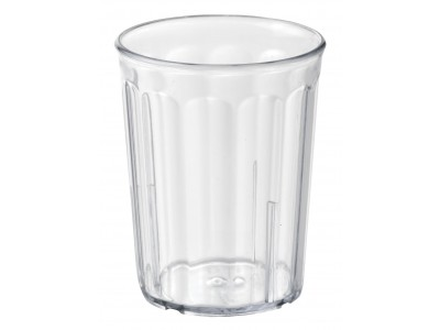 Dimensions® Clear 12-oz. Low-Profile Tumbler (80 per case) - DMT212