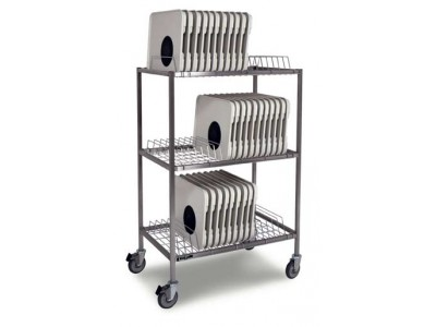 Heat On Demand On Tray®  Drying Rack - IHTDR25