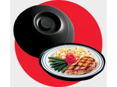 Insul-Max Heated Entree Base (12 per case) Multiple Colors Available