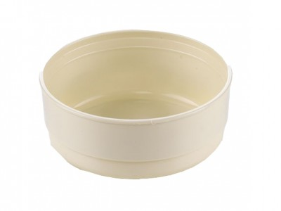 Bowl Round 6 oz High Heat, Bone (100 per case) - J450