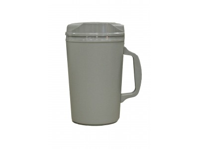 Pitcher 20 oz, Slate Gray with Lid (40 per case) - K403