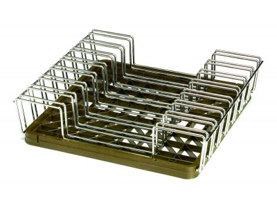 Wash Rack for Heat On Demand On Tray®  Trays, 7-Compartment - K65