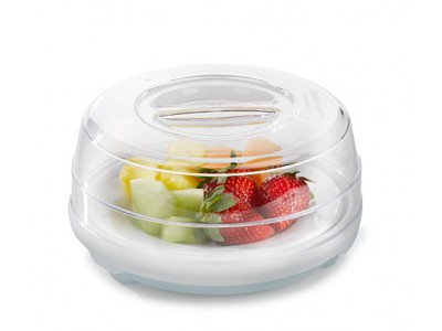"Ready Chill® Cold Base for 7"" Plates (12 per case) - RCB100"