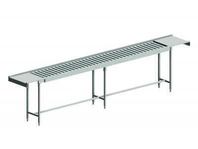 Roller Conveyors, 10 - 30 ft