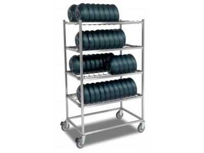 Dome Rack for Heat On Demand On Tray®  Entree Domes - DR88ET
