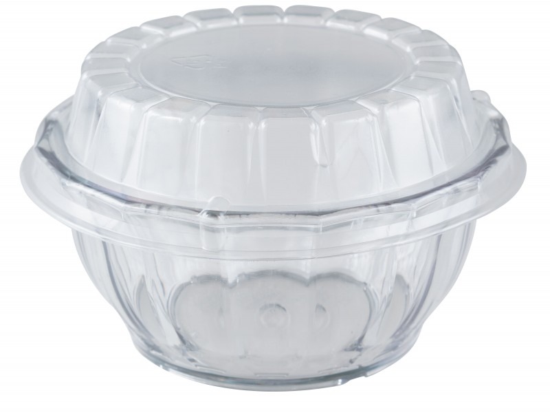 Dimensions 174 Clear 8 Oz 10 Oz Round Bowl Cold Only 80