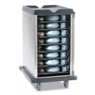 """Premium Meal Delivery Cart, 16 Tray Capacity, Side Load, 4.5"""" Spacing"""
