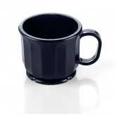 Mug Dimensions® 8 oz High Heat, Evening Blue (48 per case) - DM105E