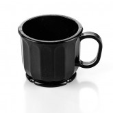 Mug Dimensions® 8 oz High Heat, Black (48 per case) - DM105K