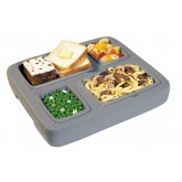 Server Tivoli III Insulated Tray, Gray (10 per case) - L68