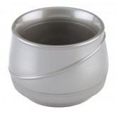 Allure® 5-oz Round Insulated Bowl, Bronze (48 per case) - ALC420
