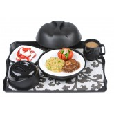 Essence™ Black Tray Setting