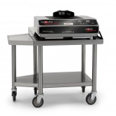 Heat On Demand®  Activator Side Table w/casters - INDAT10STC