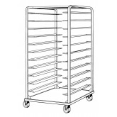 Open Angle Rack, 24 Trays- JO24