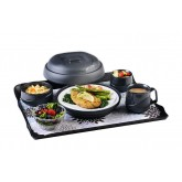 Radiance Tungsten Tray Setting