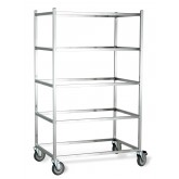 Stainless Steel Dome Rack Frame - Y104S