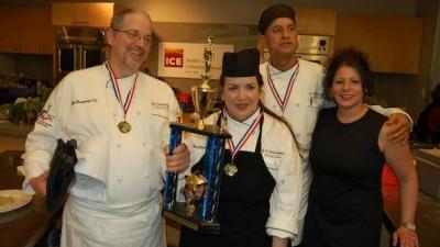 St. Charles Hospital wins AHF Big Apple Culinary challenge