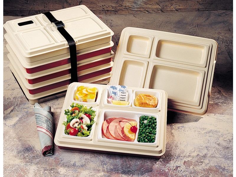 Cover For Genie Insulated Tray Cream 10 Per Case T463p